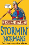 The Stormin' Normans (Horrible Histories) - Terry Deary, Martin Brown