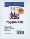 Texas Politics in America National, Alternate - Thomas R. Dye, Bartholomew Sparrow