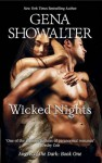 Wicked Nights (Angels of the Dark - Book 1) - Gena Showalter