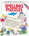 Spelling Puzzles - Jenny Tyler, Robyn Gee