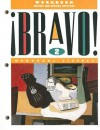 Bravo 2 Workbook: Writing and Reading Activities - McDougal Littell
