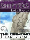 The Diamond Heartstone - Leila Brown