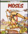 Moses (Little Children's Bible Books) - Anne de Graaf