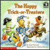 The Happy Trick-Or-Treaters - Mary Packard, Charles Micucci