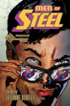 Men of Steel - Michael G. Cornelius, David Connor, Eon de Beaumont, Elinor Gray, Jeanette Grey, Liam Grey, Kim Fielding, Pearl Love, Ryan Loveless, Julianne Bentley