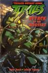 Teenage Mutant Ninja Turtles: Attack of the Mousers - Peter David, LeSean Thomas