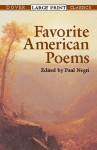 Favorite American Poems - Paul Negri