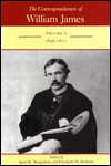The Correspondence of William James: 1856-1877 - William James, Henry James