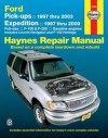 Ford Pick-ups and Expedition, Lincoln Navigator, Automotive Repair Manual - Jay Storer, John H. Haynes