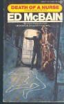 Death of a Nurse - Richard Marsten, Ed McBain