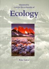 The Blackwell's Concise Encyclopedia of Ecology - Peter P. Calow