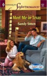 Meet Me in Texas: Crystal Creek - Sandy Steen