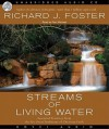 Streams of Living Water (Audio) - Richard J. Foster, Paul Michael
