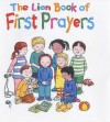 The Lion Book of First Prayers - Su Box, Leon Baxter
