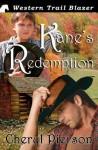 Kane's Redemption - Cheryl Pierson