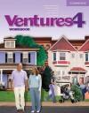 Ventures 4 Workbook - Gretchen Bitterlin, Dennis Johnson, K. Lynn Savage, Donna Price, Sylvia Ramirez