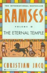 The Temple of a Million Years (Ramses) - Christian Jacq, Martin Shaw