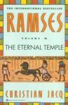 Ramses Volume 2 the Eternal (Gemstar) Temple - Christian Jacq