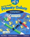American English Primary Colors 2 Activity Book (Primary Colours) - Diana Hicks, Andrew Littlejohn