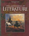 The Language of Literature: World Literature - McDougal Littell