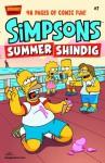The Simpsons Summer Shindig, No.7 Comic Book 2013 - Bongo - Ian Boothby
