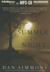 Summer of Night - Dan Simmons, Dan John Miller