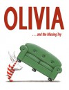 Olivia . . . and the Missing Toy: with audio recording - Ian Falconer, Dame Edna