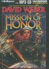Mission Of Honor (Honor Harrington Series) - David Weber, Allyson Johnson