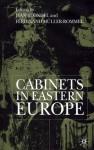 Cabinets in Eastern Europe - Jean Blondel, Ferdinand Muller-Rommel