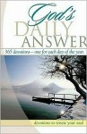 God's Daily Answer: 365 Devotions--One for Each Day of the Year - Elm Hill Books, Jack Countryman