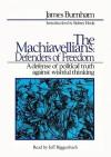 The Machiavellians (Audio) - James Burnham, Jeff Riggenbach