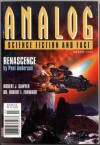 Analog Science Fiction/Science Fact March, 1995 - Stanley Schmidt