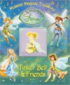 Disney Fairies: Tinker Bell & Friends: Musical Magical Treasury - Publications International Ltd.