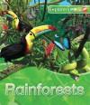 Explorers: Rainforest - Anita Ganeri, Peter Bull
