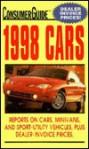1998 Cars - Consumer Guide, Publications International Ltd.