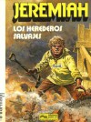 Jeremiah n. 3: Los Herederos Salvajes - Hermann Huppen