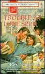 Trouble at Lone Spur - Roz Denny Fox