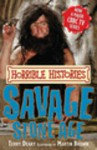 Savage Stone Age (Horrible Histories, TV Tie-In) - Terry Deary, Martin Brown
