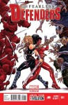 The Fearless Defenders #1 - Cullen Bunn, Will Sliney, Veronica Gandini, Mark Brooks