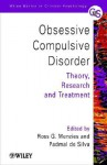 Obsessive-Compulsive Disorder: Theory, Research and Treatment - Padmal de Silva