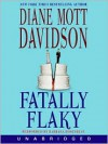 Fatally Flaky (Goldy Locks Culinary Mystery, #15) - Diane Mott Davidson, Barbara Rosenblat