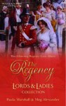 The Regency Lords & Ladies Collection: Lady Clairval's Marriage / The Passionate Friends - Paula Marshall, Meg Alexander