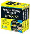 Ancient History Box Set for Dummies - Guy de la Bedoyere, Charlotte Booth, Stephen Batchelot