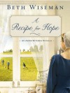 A Recipe for Hope - Beth Wiseman