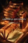Unpopular Essays - Bertrand Russell