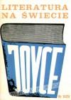 Literatura na świecie: James Joyce Nr 5(25) 1973 - Redakcja pisma Literatura na Świecie