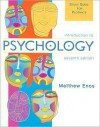 Introduction to Psychology - Study Guide - Rod Plotnik