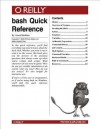 Bash Quick Reference - Arnold Robbins