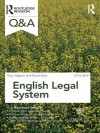 Q&A English Legal System 2013-2014 (Questions and Answers) - Gary Slapper, David Kelly