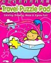 Travel Puzzle Pad: Pink - Yoyo Books